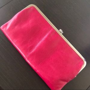 Hobo wallet - NEW with tags - pink - never used